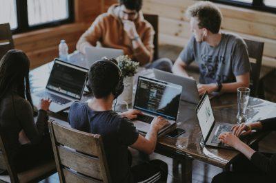 web-based werkplek